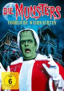 Die Munsters - Fröhliche Weinhnachten, DVD