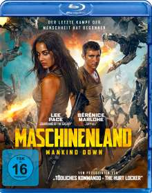 Maschinenland (Blu-ray), Blu-ray Disc
