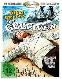 Die drei Welten des Gulliver (Blu-ray), Blu-ray Disc
