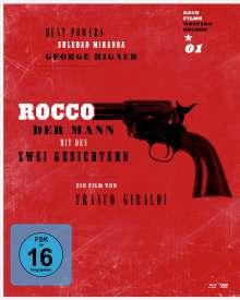 Rocco - Der Mann mit den zwei Gesichtern (Blu-ray & DVD), Blu-ray Disc