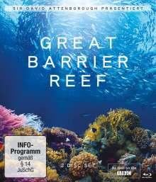 David Attenborough: Great Barrier Reef (Blu-ray), 2 Blu-ray Discs
