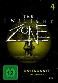 The Twilight Zone (80er) Teil 4, 4 DVDs