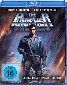 The Punisher (1989) (Blu-ray & DVD), 2 Blu-ray Discs