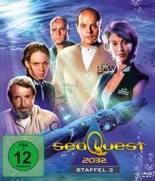 SeaQuest DSV Season 3 (Blu-ray), 3 Blu-ray Discs
