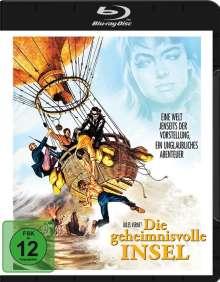 Die geheimnisvolle Insel (1961) (Blu-ray), Blu-ray Disc