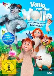 Völlig von der Wolle, DVD