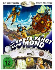 Die erste Fahrt zum Mond (Blu-ray), Blu-ray Disc