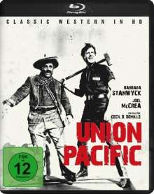 Union Pacific (Blu-ray), Blu-ray Disc