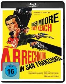Abrechnung in San Franzisko (Blu-ray), Blu-ray Disc
