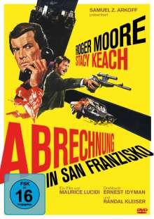 Abrechnung in San Franzisko, DVD
