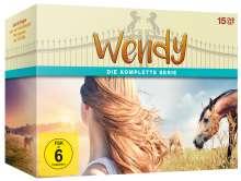Wendy (Komplette Serie), 15 DVDs
