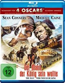Der Mann, der König sein wollte (Blu-ray), Blu-ray Disc