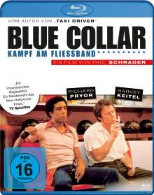 Blue Collar (Blu-ray), Blu-ray Disc