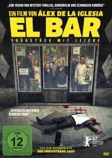 El Bar - Frühstück mit Leiche, DVD