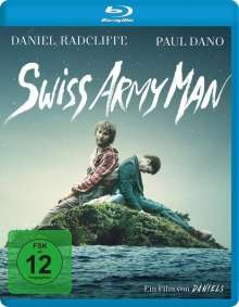 Swiss Army Man (Blu-ray), Blu-ray Disc