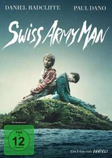 Swiss Army Man, DVD