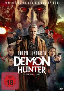 The Demon Hunter, DVD