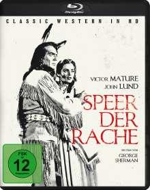 Der Speer der Rache (Blu-ray), Blu-ray Disc