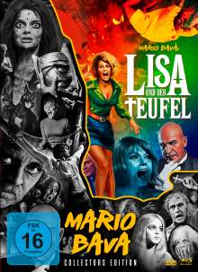 Lisa und der Teufel (Blu-ray & DVD), Blu-ray Disc