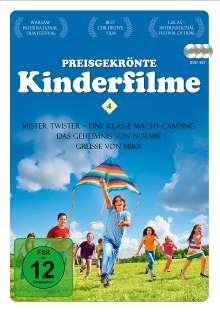 Preisgekrönte Kinderfilme 4, 3 DVDs