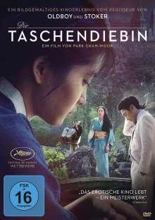 Die Taschendiebin, DVD