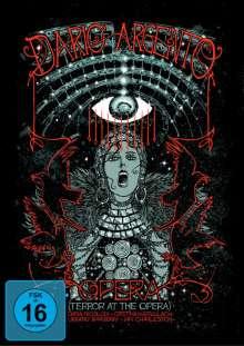 Opera (Blu-ray & DVD im Mediabook), Blu-ray Disc