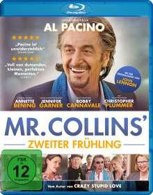 Mr. Collins' zweiter Frühling (Blu-ray), Blu-ray Disc