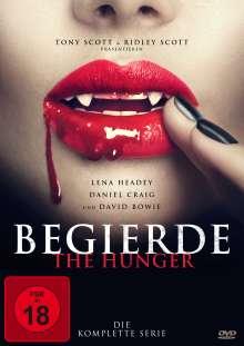 Begierde (Komplette Serie), 8 DVDs