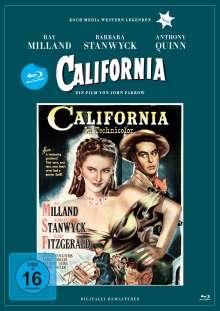 California (Blu-ray), Blu-ray Disc