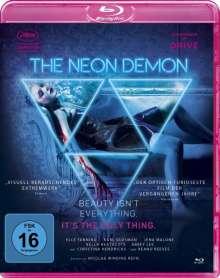 The Neon Demon (Blu-ray), Blu-ray Disc