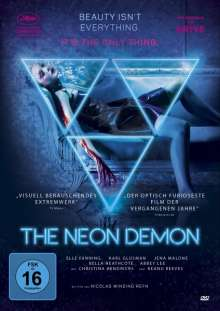The Neon Demon, DVD