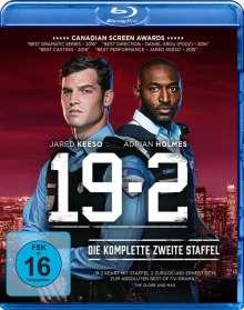 19-2 Staffel 2 (Blu-ray), 2 Blu-ray Discs