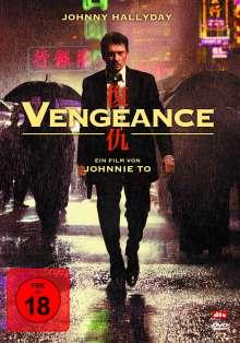 Vengeance (2009), DVD