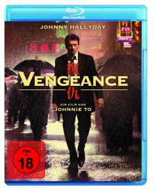 Vengeance (2009) (Blu-ray), Blu-ray Disc