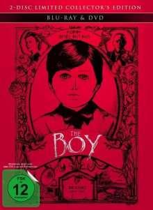 The Boy (Blu-ray & DVD im Mediabook)