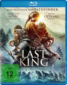 The Last King (Blu-ray), Blu-ray Disc