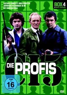 Die Profis Box 4, 5 DVDs