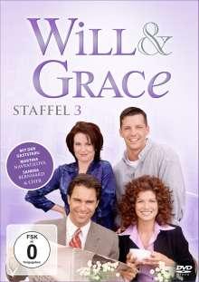 Will & Grace Season 3, 4 DVDs