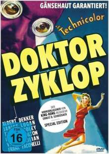 Dr. Zyklop, DVD