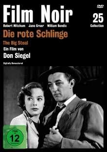 Die rote Schlinge, DVD
