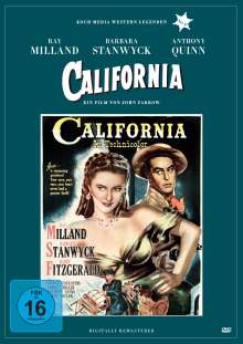 California, DVD