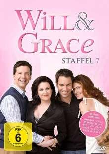 Will & Grace Season 7, 4 DVDs