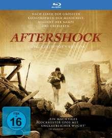 Aftershock (2010) (Blu-ray & DVD im Mediabook), 1 Blu-ray Disc und 1 DVD