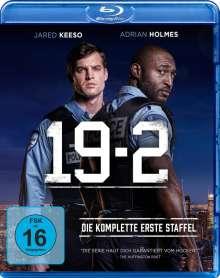 19-2 Staffel 1 (Blu-ray), 2 Blu-ray Discs