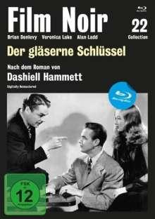 Der gläserne Schlüssel (Blu-ray), Blu-ray Disc