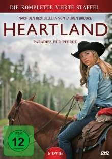 Heartland - Paradies für Pferde Staffel 4, 6 DVDs