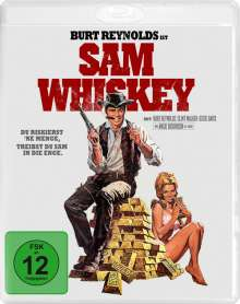 Sam Whiskey (Blu-ray), Blu-ray Disc