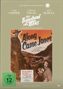 Der Vagabund von Texas, DVD