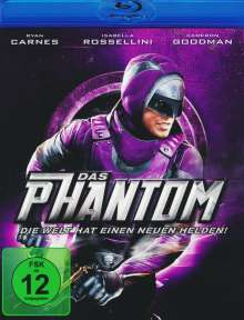 Das Phantom (Blu-ray), 2 Blu-ray Discs