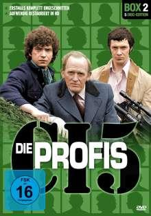 Die Profis Box 2, 5 DVDs